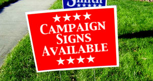 Lawn & Event Signs