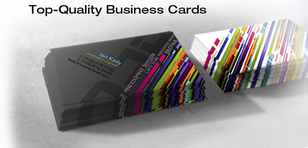 business cards - Business Card Printing Company