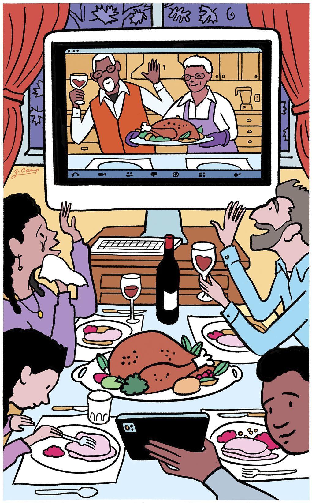 Fun Ways to Modify Thanksgiving Plans
