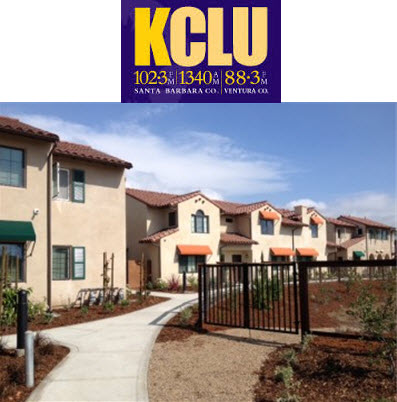 Once Site Of Crime Ridden Trailer Park, New Affordable Housing Complex Opens On South Coast - KCLU