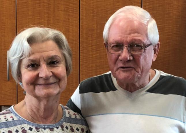 Volunteer Spotlight: Jim & Pat Wharry