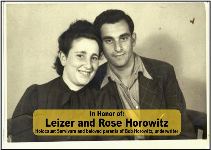 Holocaust Remembrance Scholarships