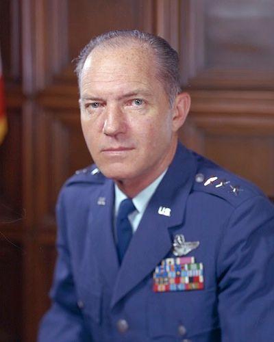 1972: Lt. Gen Sam Phillips Becomes DIRNSA....