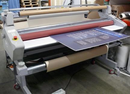 GBC 60-inch Roll Laminator
