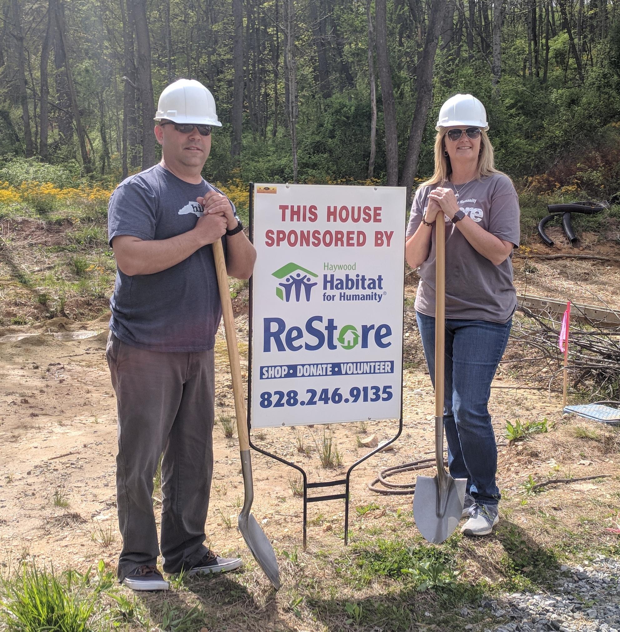 ReStore sponsoring last home in Walton Woods