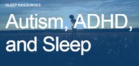 Autism, ADHD, And Sleep