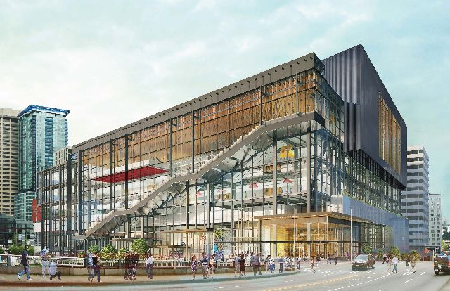 Washington State Convention Center RFQ