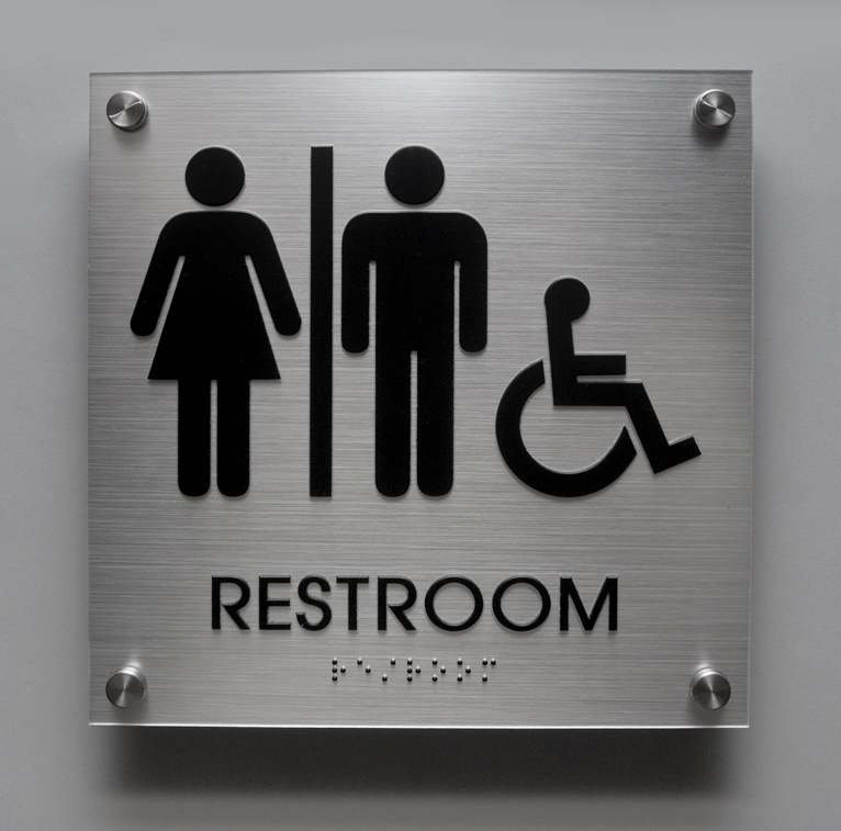 ADA Signs Olive Branch Collierville Southaven Memphis - Custom bathroom signs