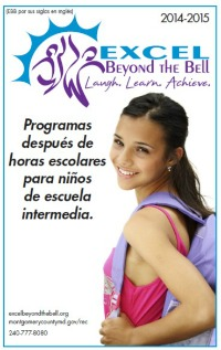 Excel Beyond the Bell Brochure in Espanol