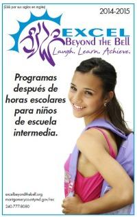 Excel Beyond the Bell Brochure in Espanol