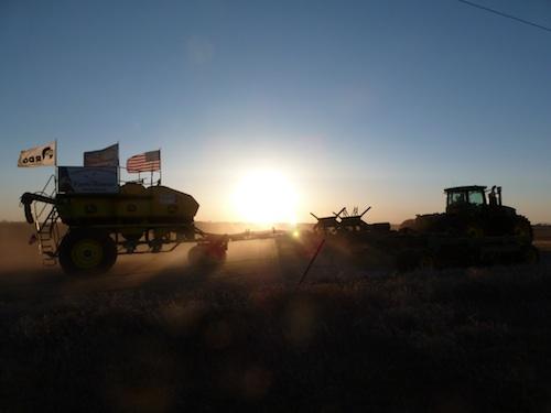 Farm Rescue Sunset