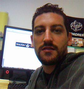 Kevin Lead Designer & Production Manager