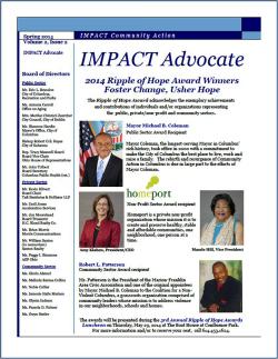 IMPACT Advocate~Spring 2014