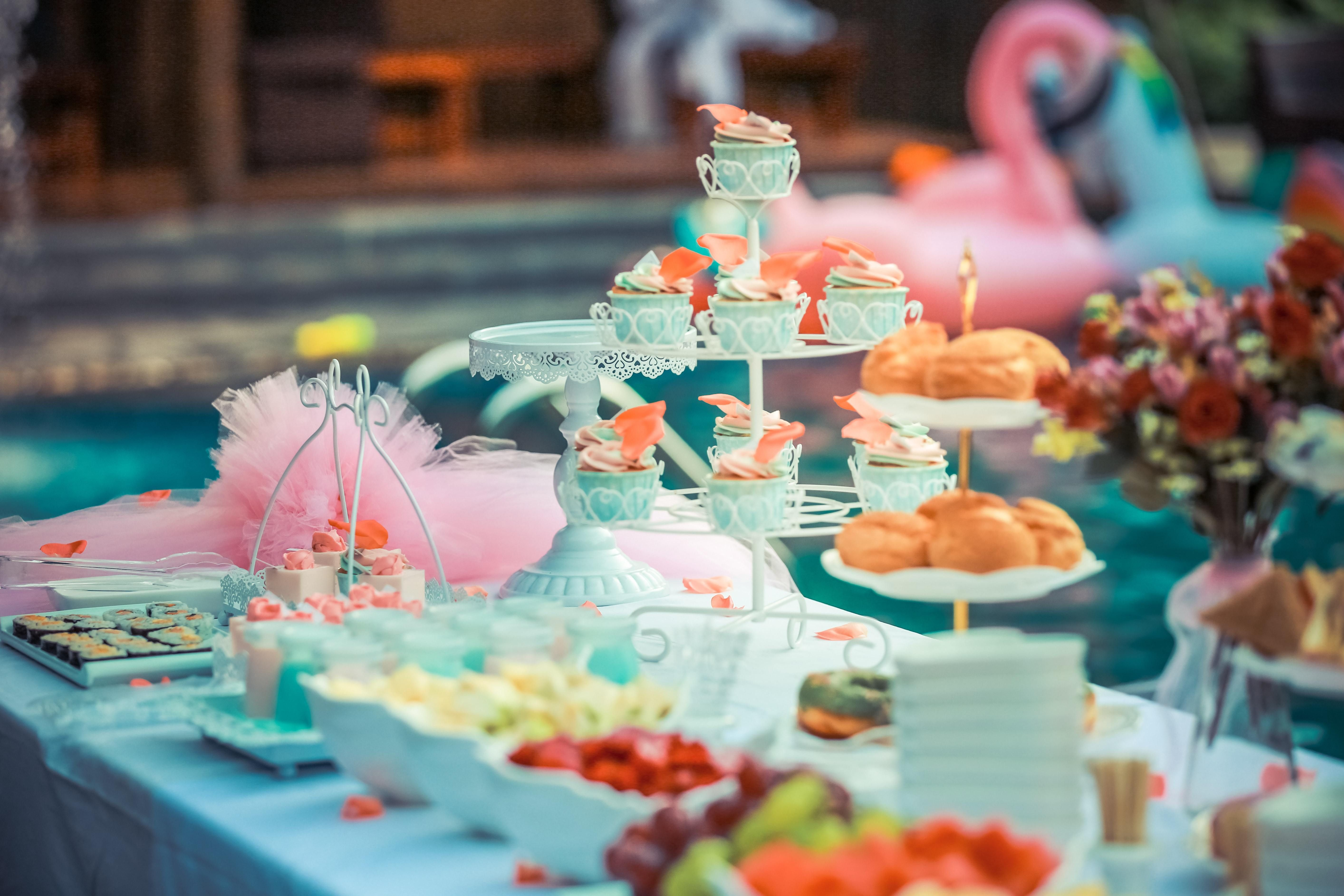 Alice in Wonderland Tea Party (Virtual)