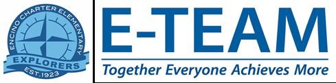 Encino Charter Elementary E-Team