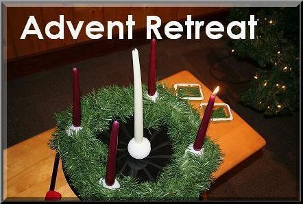Image result for advent retreat day images