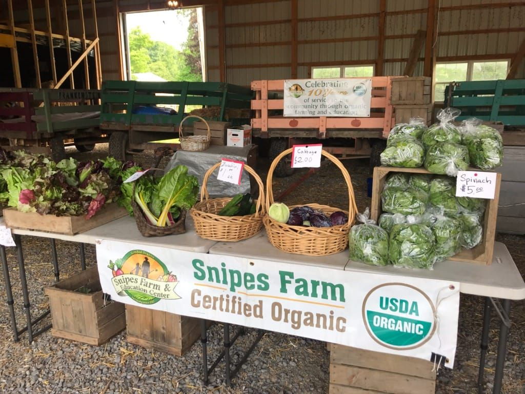 Snipes Farm Market