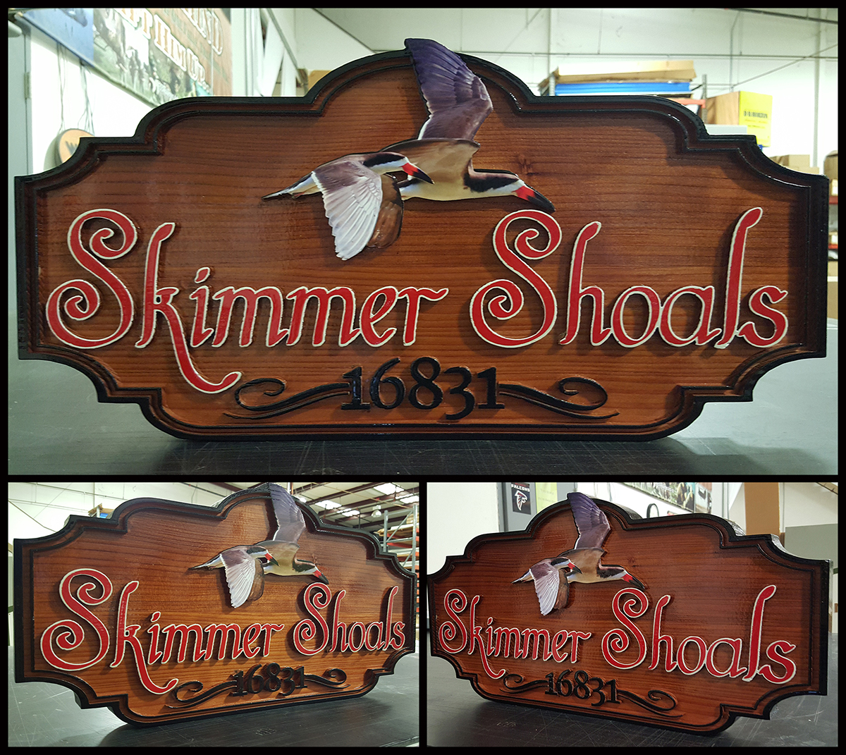 Skimmer Shoals Redwood