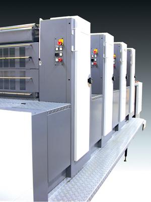 Shinohara Large Format Press
