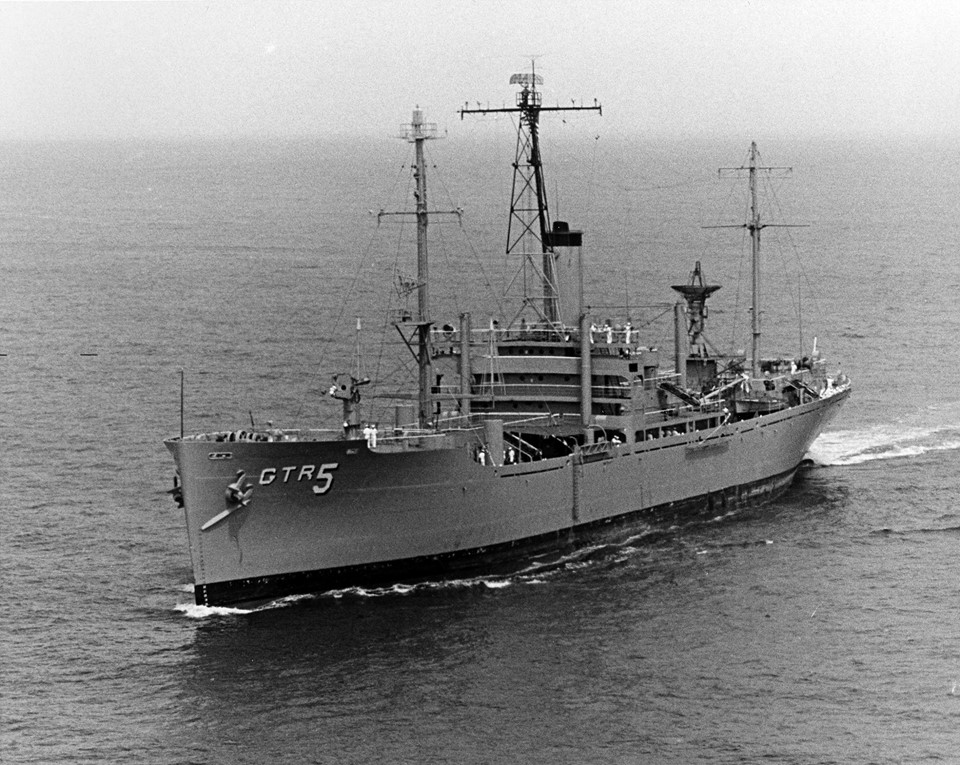 USS Liberty Prior to Attack