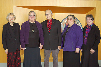 Welcome New Oblates, Larry and Marilyn Suchy!