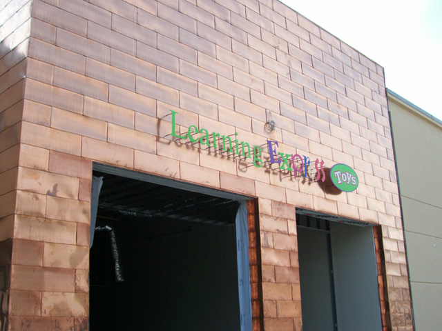 Learning Center- Manufacture & Installation