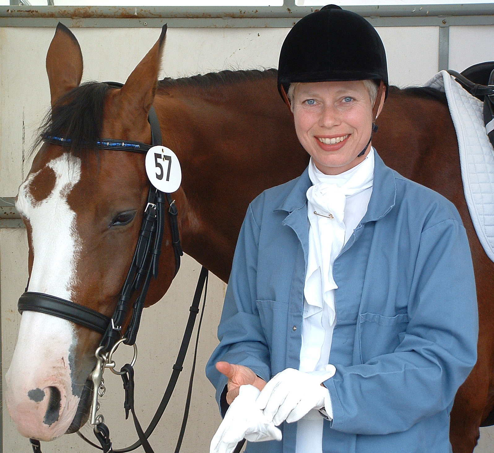 Oregon Dressage Society's Linda S. Acheson Education Fund Established at ODS