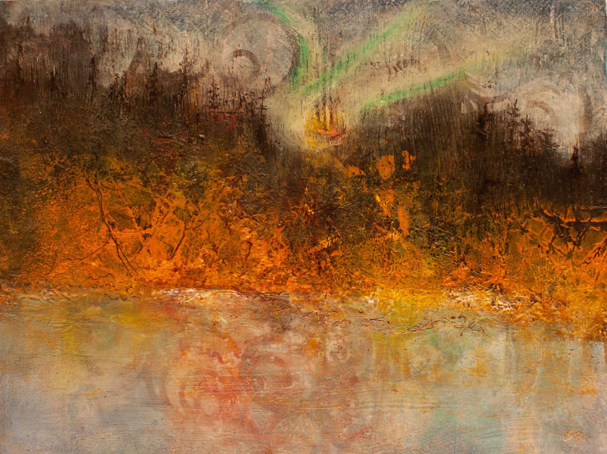 "Sandy Shepard - ""Aurora Borealis"""