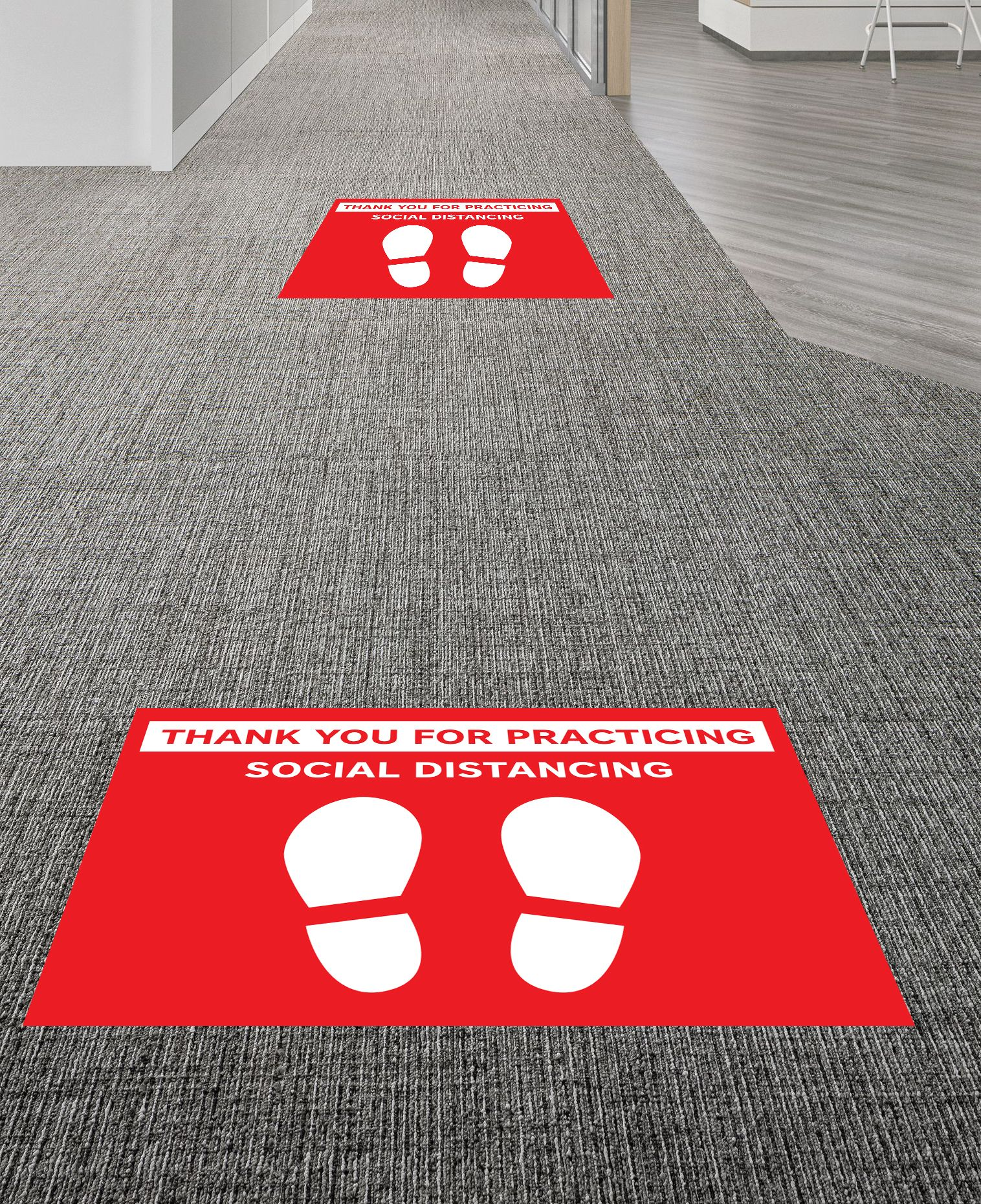 Floor and Wall Graphics