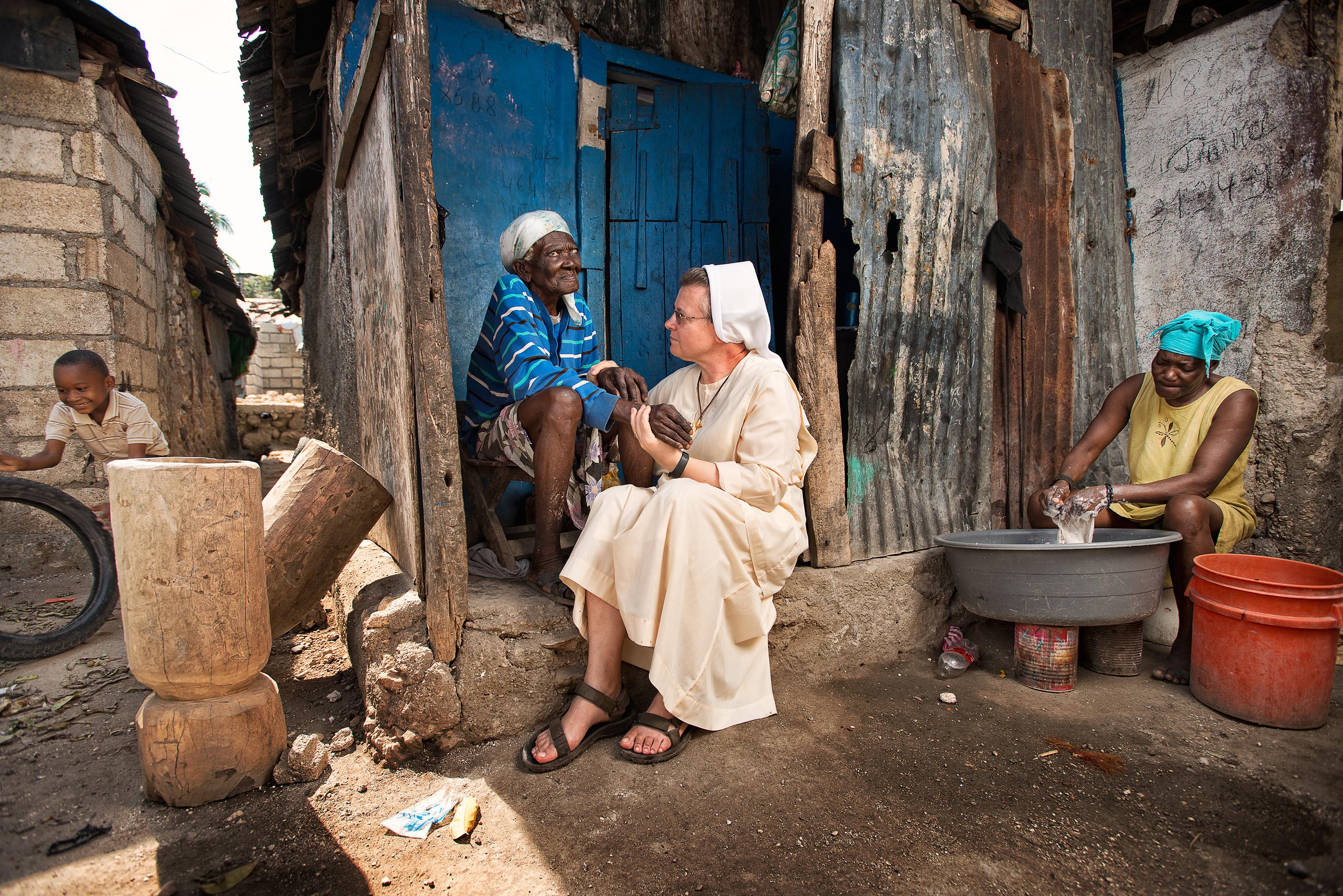Felician Volunteers in Mission Trip to Jacmel, Haiti