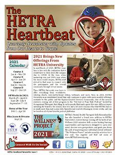Heartbeat Issue #1 - Feb 2021