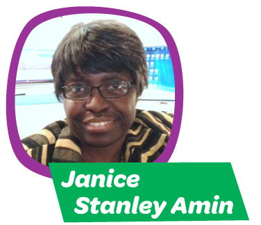 Janice Stanley Amin
