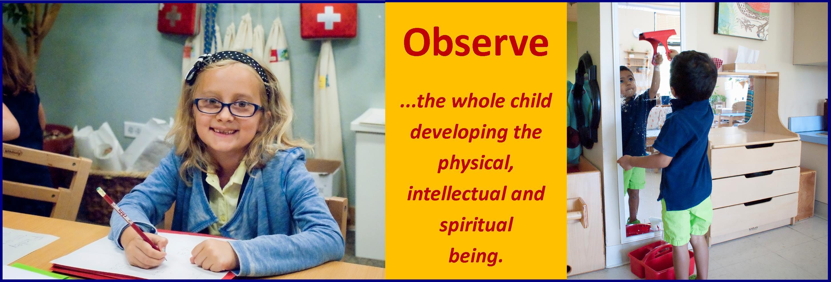 Observe Banner