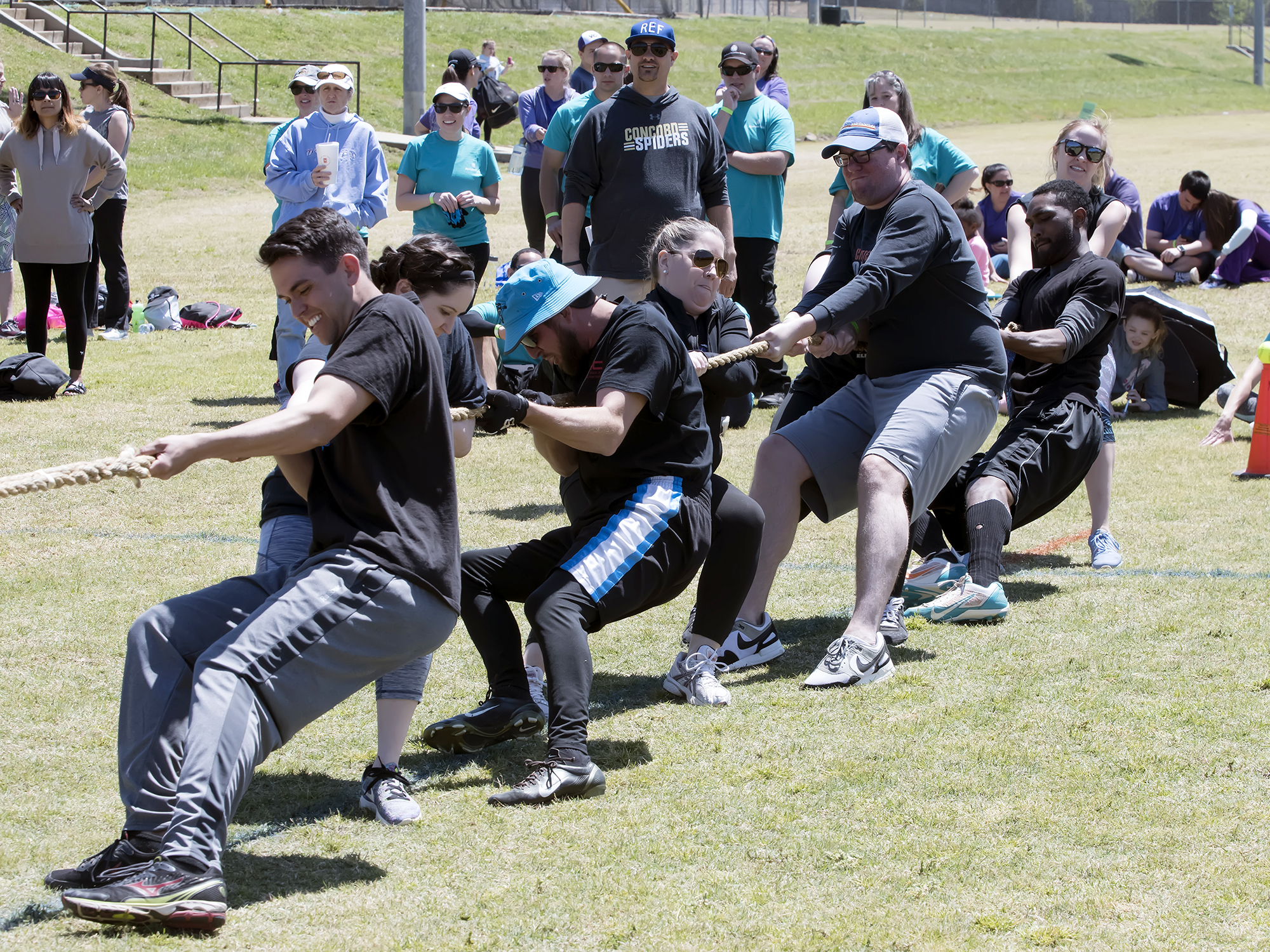 Cabarrus county education foundation news events photo gallery tug of war malvernweather Choice Image