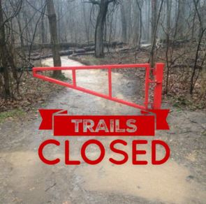 Trail Closings