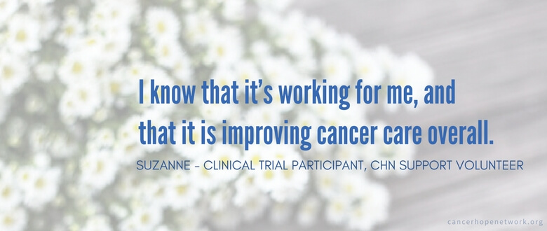 A patient's look at cancer clinical trials