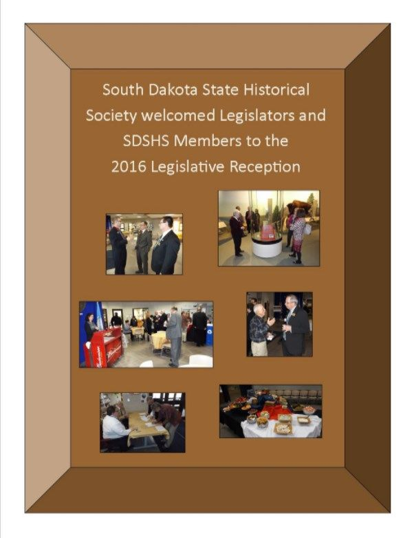Member & Legislative Reception January 2016