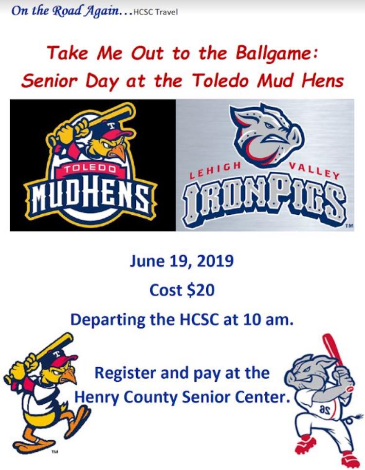 June 19 Toledo Mud Hens
