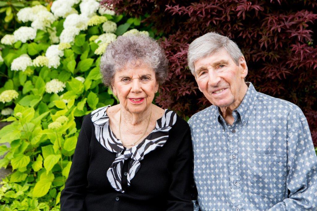 Alan and Bonnie Stone