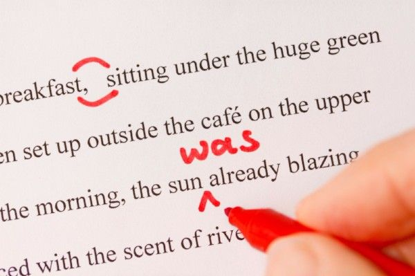 Proofreading and editting by Graphic Tango powered by Strategic Factory in Owings Mills, Maryland