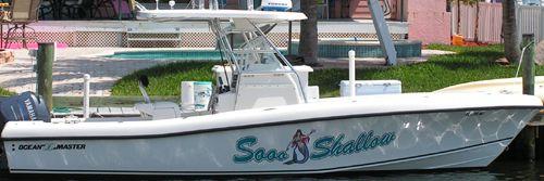 Sooo Shallow Boat