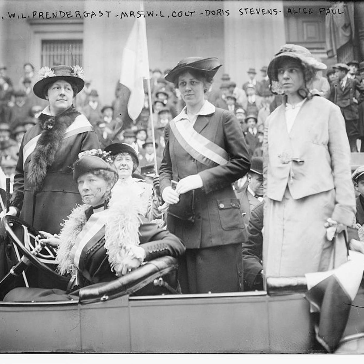 Valuing the Vote!  A Century of Women's Suffrage: Celebrating the 100th Anniversary of the 19th Amendment