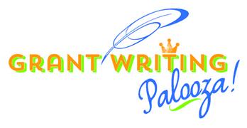 Nolan Presenting at Grant Writing Palooza