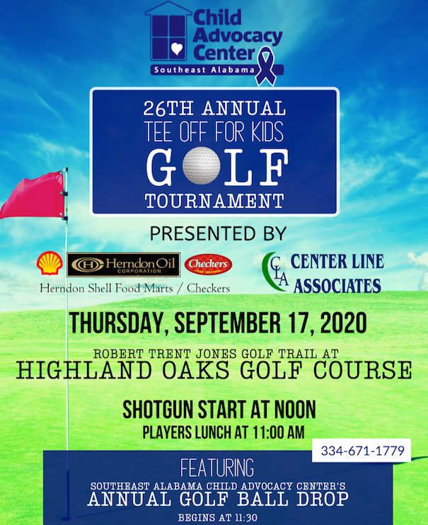 Southeast AL CAC Golf Tournament