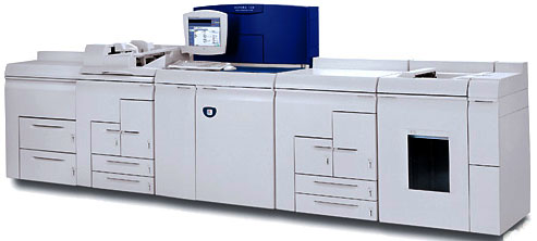 Xerox Nuvera 120 Digital Production System