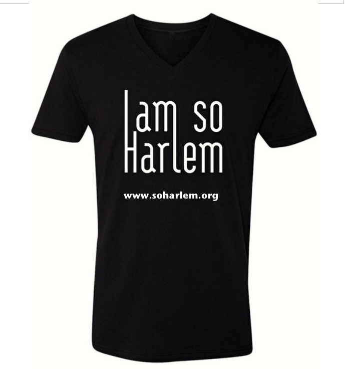 I AM SO HARLEM TEE