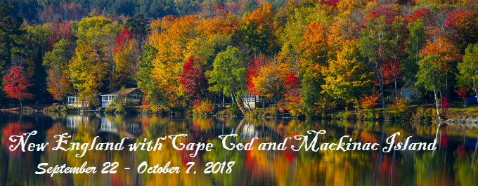 New England Cape Cod