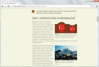 1. Volcano Deformation    _____________