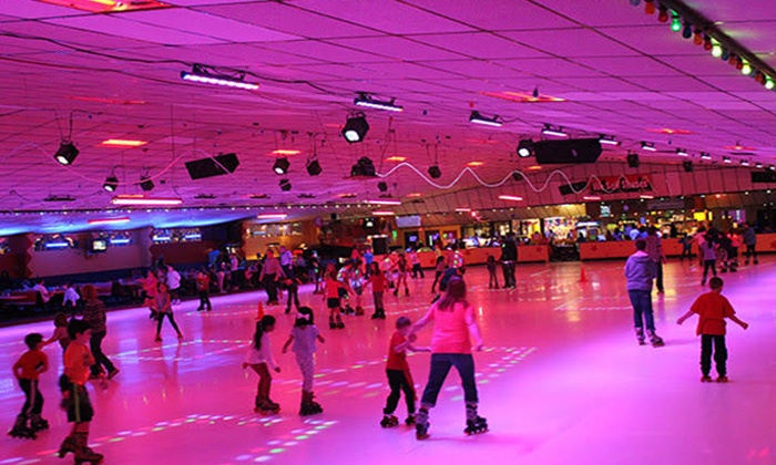 Roller Kingdom Skate Party