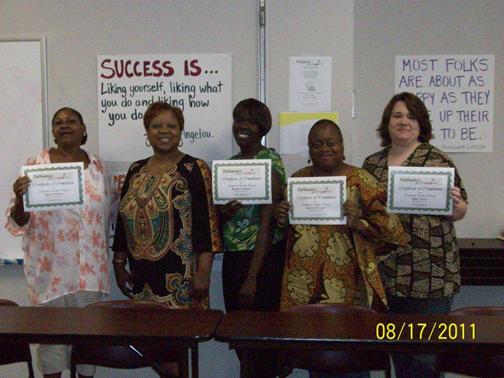 Employment Readiness Program: Part 1
